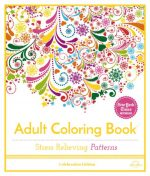 Adult Coloring Book: Stress Relieving Patterns, Volume 1, Celebration Edition