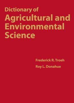 Download Dictionary of Agricultural & Environmental Science