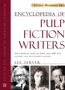Download Encyclopedia of Pulp Fiction Writers