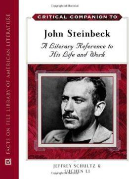 a biography of the early life and literary works of john steinbecks The john steinbeck life, books and awards timeline : dates books published awards and honors personal life events  1900s  1902 - born february 27, 1902 in the.