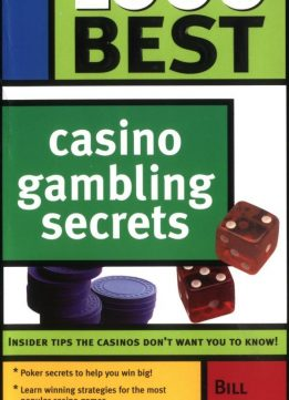 Download 1000 Best Casino Gambling Secrets