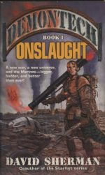 Onslaught (Demontech, Book 1)