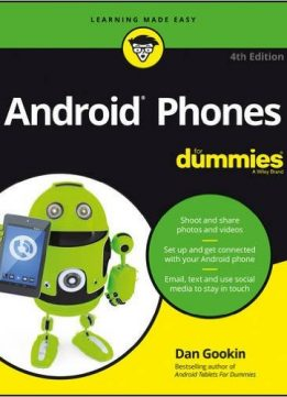 Download Android Phones For Dummies, 4th Edition