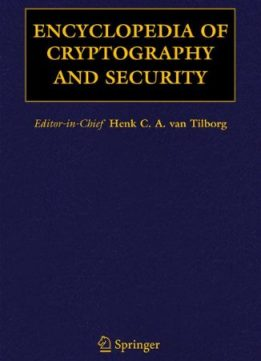Download ebook Encyclopedia of Cryptography & Security