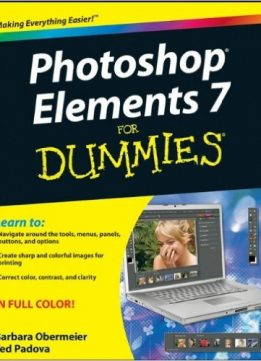 Download ebook Photoshop Elements 7 for Dummies