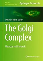 The Golgi Complex: Methods and Protocols