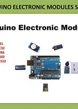 Download Arduino Electronic Modules: DS3231, AT24C32, I2C1602, MFRC522, ESP8266