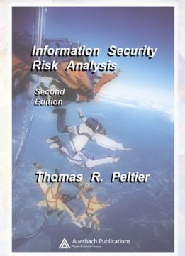 Download ebook Information Security Risk Analysis