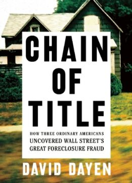 Chain of Title - Download Free EBooks