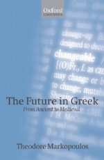 The Future in Greek: From Ancient to Medieval