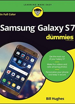 Download Samsung Galaxy S7 For Dummies