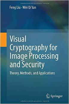 Download ebook Visual Cryptography for Image Processing & Security