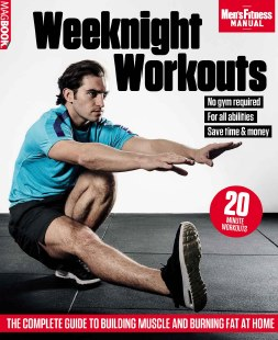Download ebook Men's Fitness Weeknight Workouts 2016