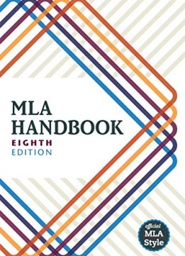mla handbook for writers of research papers 5th edition Sources not described here, see the mla handbook for writers of research papers (8th ed), available in the mcc library books - when a book has one author begin with the author's last name, followed by a comma.