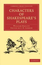 Characters of Shakespeare's Plays