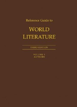 Download ebook Reference Guide to World Literature: Works Index