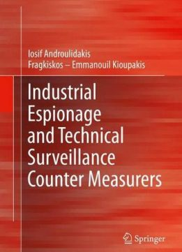 Download ebook Industrial Espionage & Technical Surveillance Counter Measurers