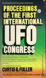 Proceedings of the First International Ufo Conference