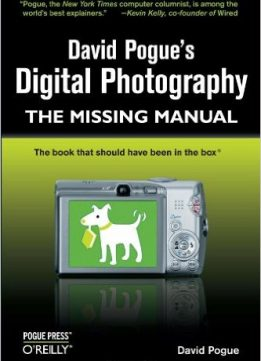 Download ebook David Pogue's Digital Photography: The Missing Manual