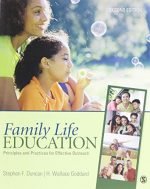 Family Life Education: Principles and Practices for Effective Outreach, Second Edition