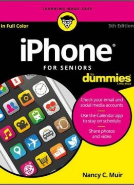 Download iPhone For Seniors For Dummies, 5th Edition