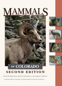 Download ebook Mammals of Colorado, Second Edition