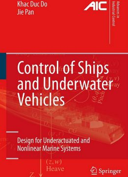 Download Control of Ships & Underwater Vehicles