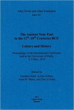 The Ancient Near East in the 12th-10th Centuries BCE: Culture and History