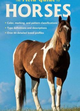 Download ebook The Field Guide to Horses