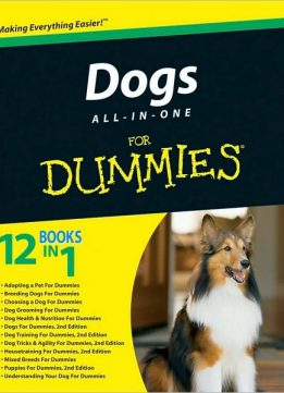 Download ebook Dogs All-in-One For Dummies