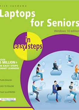 Download Laptops for Seniors in easy steps - Windows 10 Edition