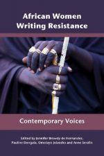 African Women Writing Resistance: An Anthology of Contemporary Voices