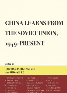 Download China Learns from the Soviet Union, 1949-present