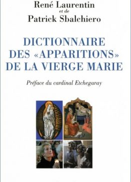 Download Dictionnaire des «apparitions» de la Vierge Marie