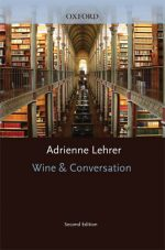 Lehrer A. – Wine and conversation