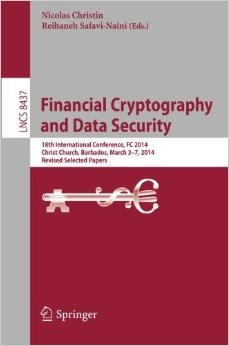 Download ebook Financial Cryptography & Data Security