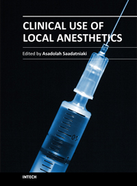 Download Clinical Use of Local Anesthetics by Asadolah Saadatniaki