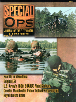 Download Special Ops: Journal of the Elite Forces & SWAT Units, Vol. 15