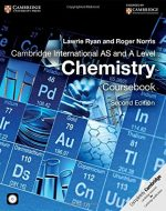Cambridge International AS and A Level Chemistry Coursebook, 2 edition