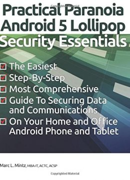 Download ebook Practical Paranoia: Android 5 Security Essentials