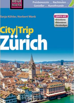 Download ebook Reise Know-How CityTrip Zürich