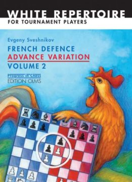 Download ebook French Defence Advance Variation: Volume Two