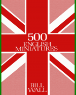CHESS 鈥?500 English Miniatures