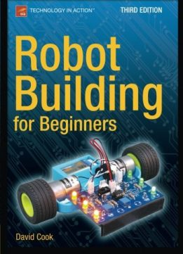 Download Robot Building for Beginners, Third Edition