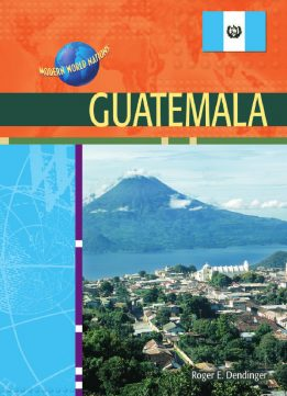 Download ebook Guatemala (Modern World Nations (Hardcover))