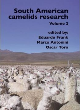 Download ebook South American Camelids Research