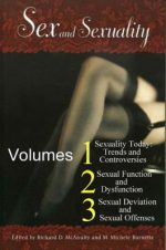 Sex and Sexuality [3 volumes] (Praeger Perspectives)
