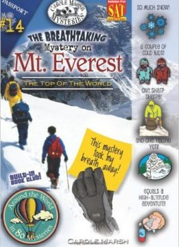 Download ebook The Breathtaking Mystery on Mt. Everest