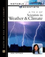 A-Z of Scientists in Weather and Climate