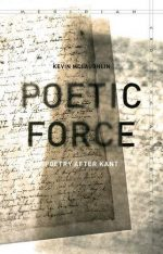 Poetic Force: Poetry After Kant